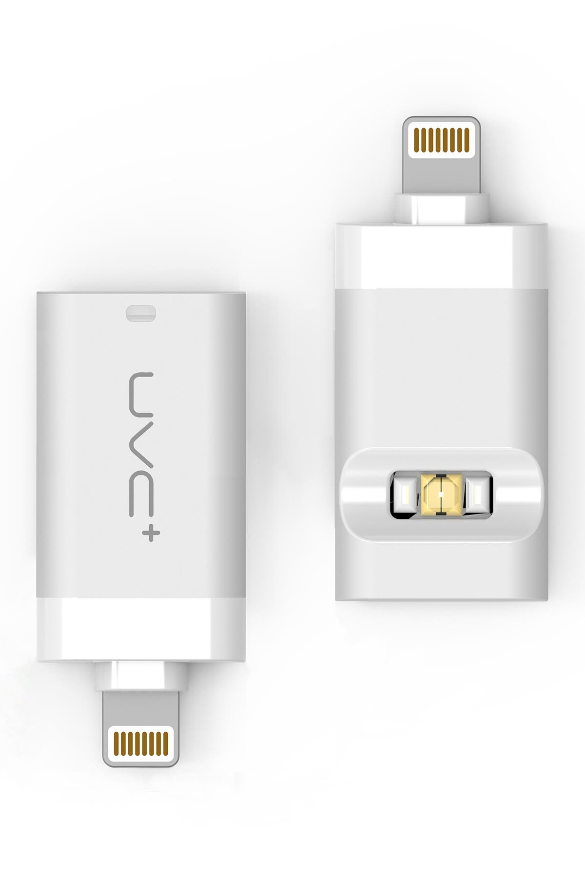 PHUNKEE TREE TECH ACCESSORIES White Mini UV Sanitizer Powered by Your Phone - for iPhone & iPad