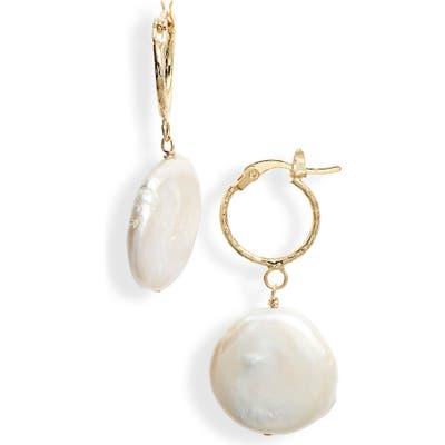 Marida Monet Freshwater Pearl Earrings