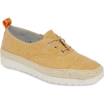 Toni Pons Bego Espadrille Sneaker, Yellow