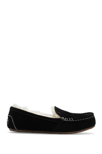 Image of KOOLABURRA BY UGG Lezly Faux Fur Lined Moccasin