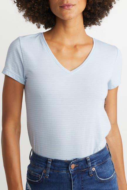 Image of Marine Layer V-Neck T-Shirt