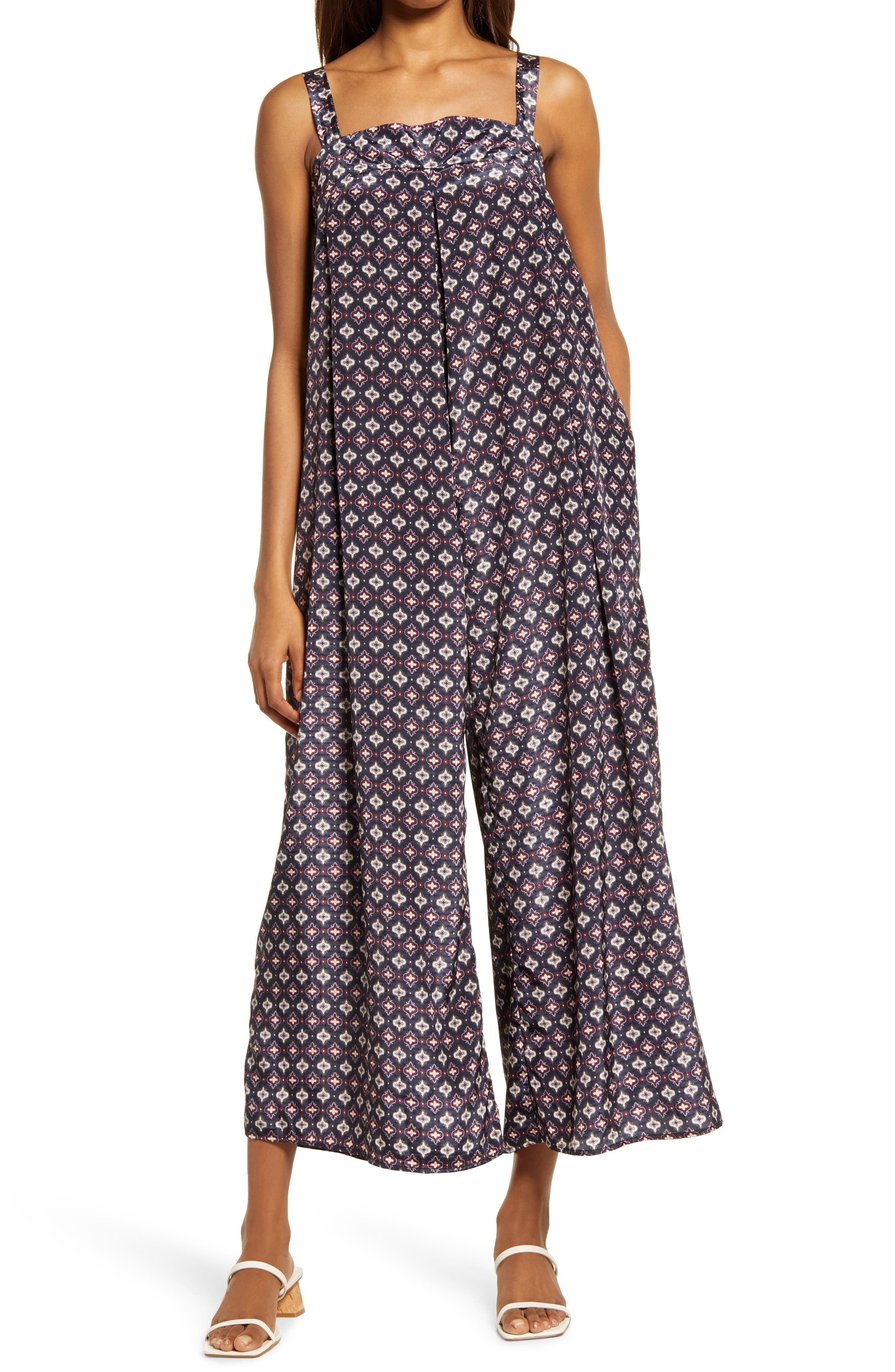 Women's Bishop + Young Budapest Wide Leg Jumpsuit