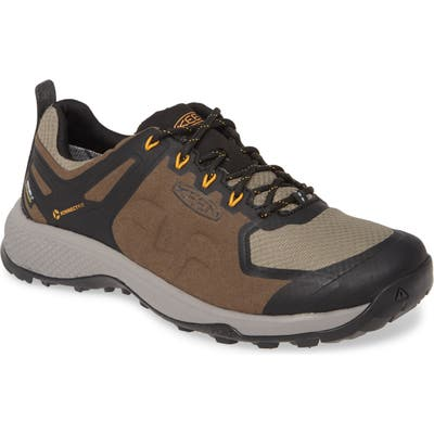Keen Explore Waterproof Trail Shoe, Brown
