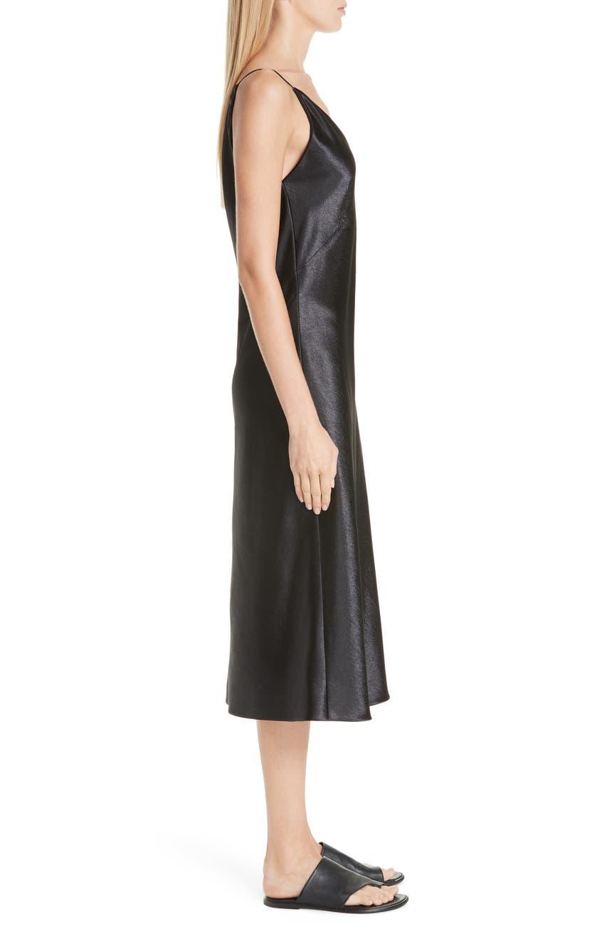 53109eef4989 Vince V-neck Bias Cut Dress   Nordstrom