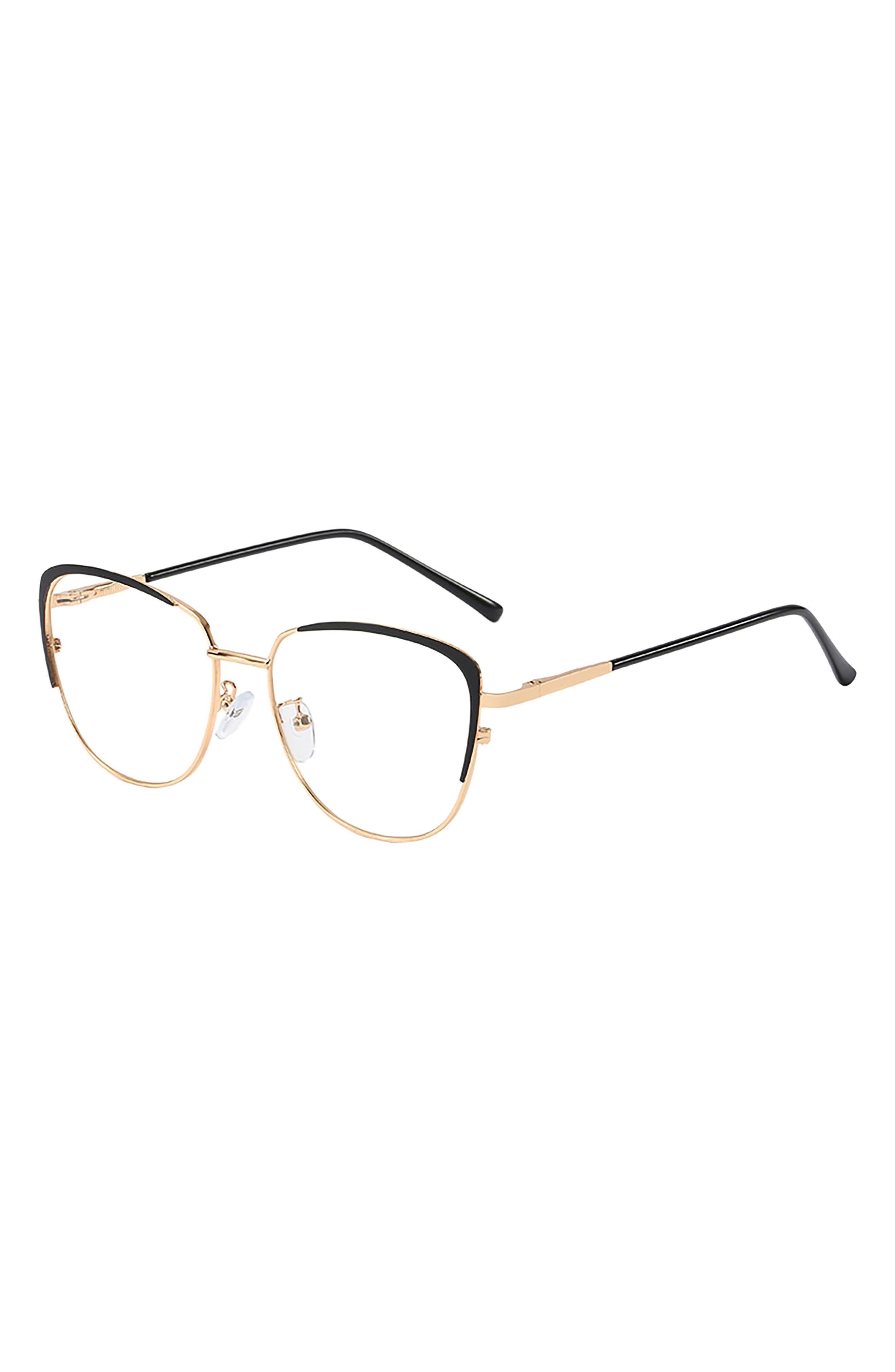 Sierra 53mm Cat Eye Optical Glasses