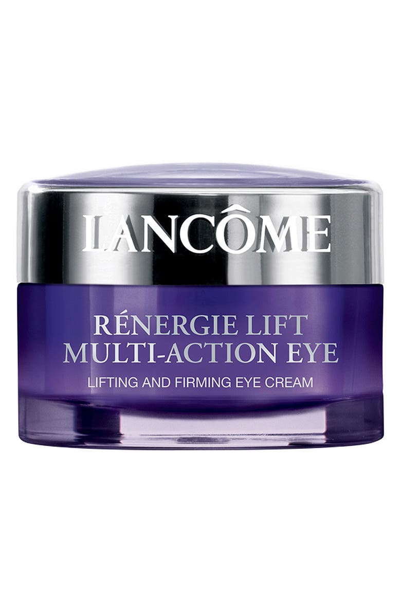 LANCÔME Rénergie Lift Multi-Action Lifting and Firming Eye Cream, Main, color, NO COLOR