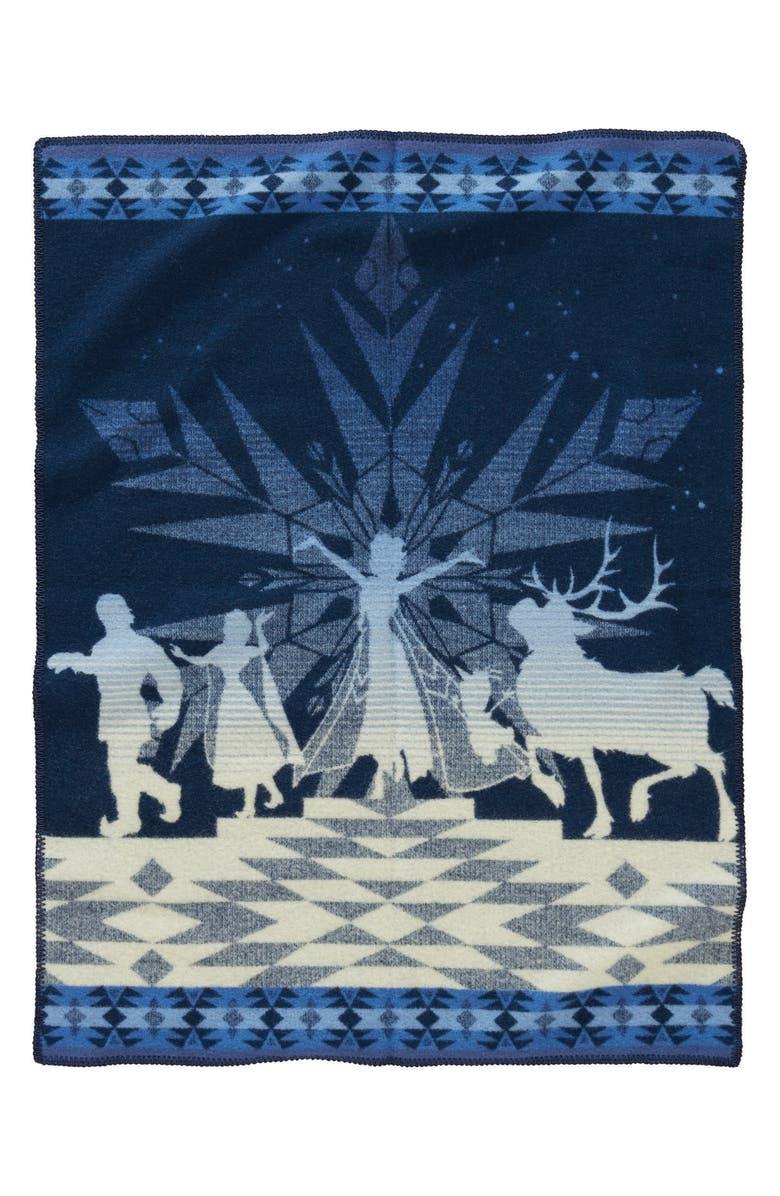 PENDLETON Disney 'Frozen' Friendship Blanket, Main, color, 400