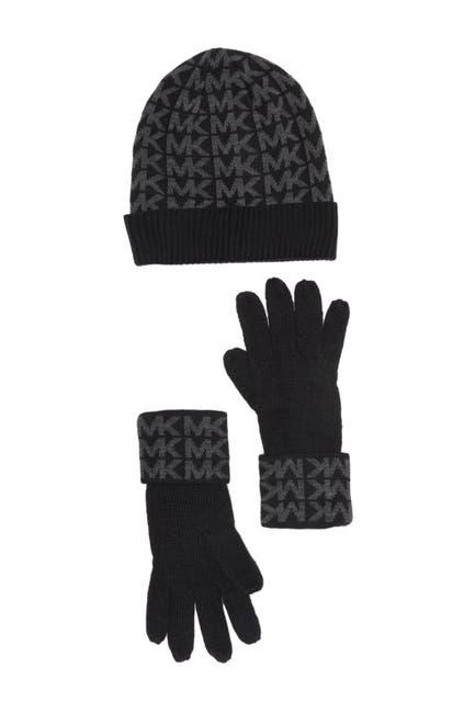 Image of MICHAEL Michael Kors Monogramed Knit Set