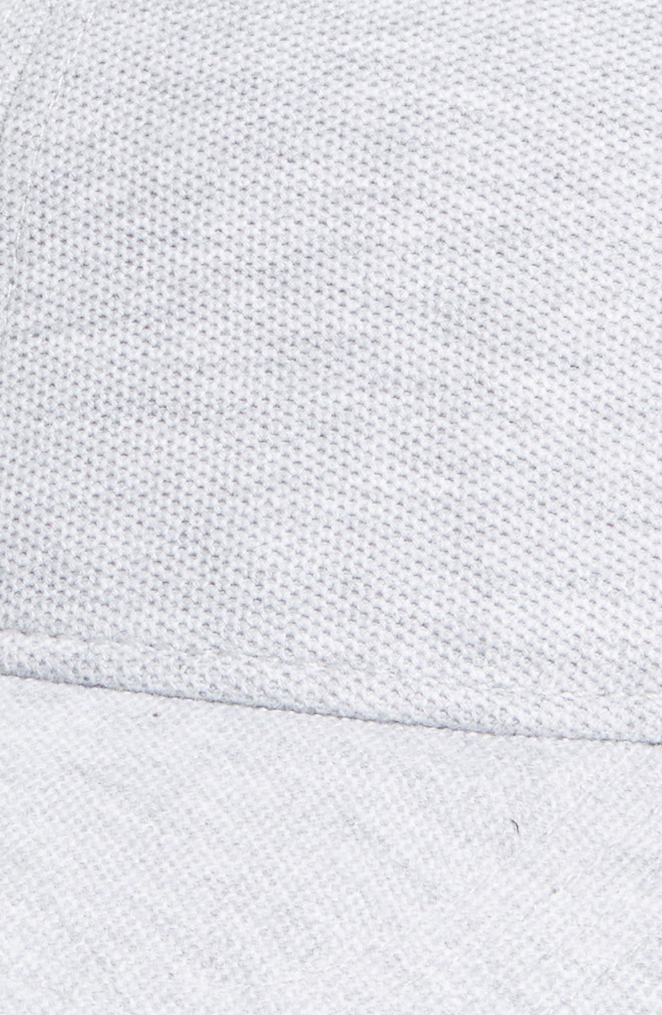 ,                             Croc Cotton Baseball Cap,                             Alternate thumbnail 6, color,                             024
