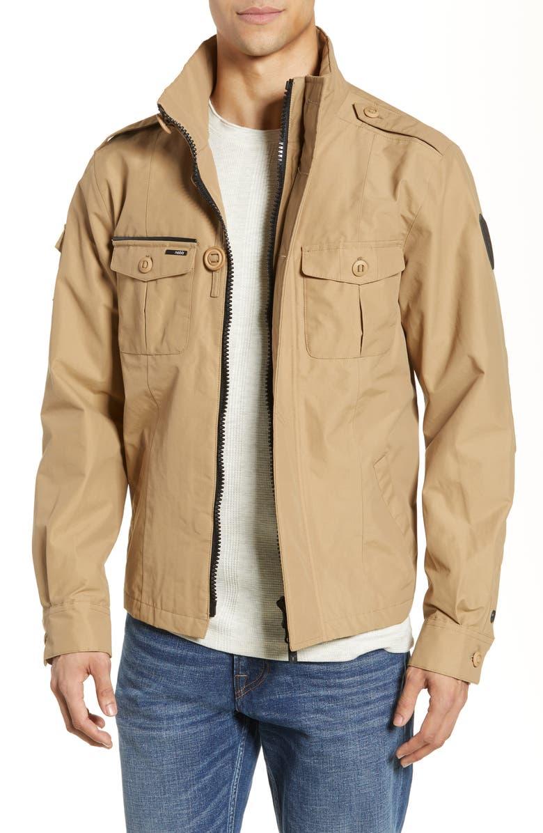 NOBIS Admiral Shirt Jacket, Main, color, 200