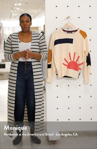 Chunky Patterned Sweater, sales video thumbnail