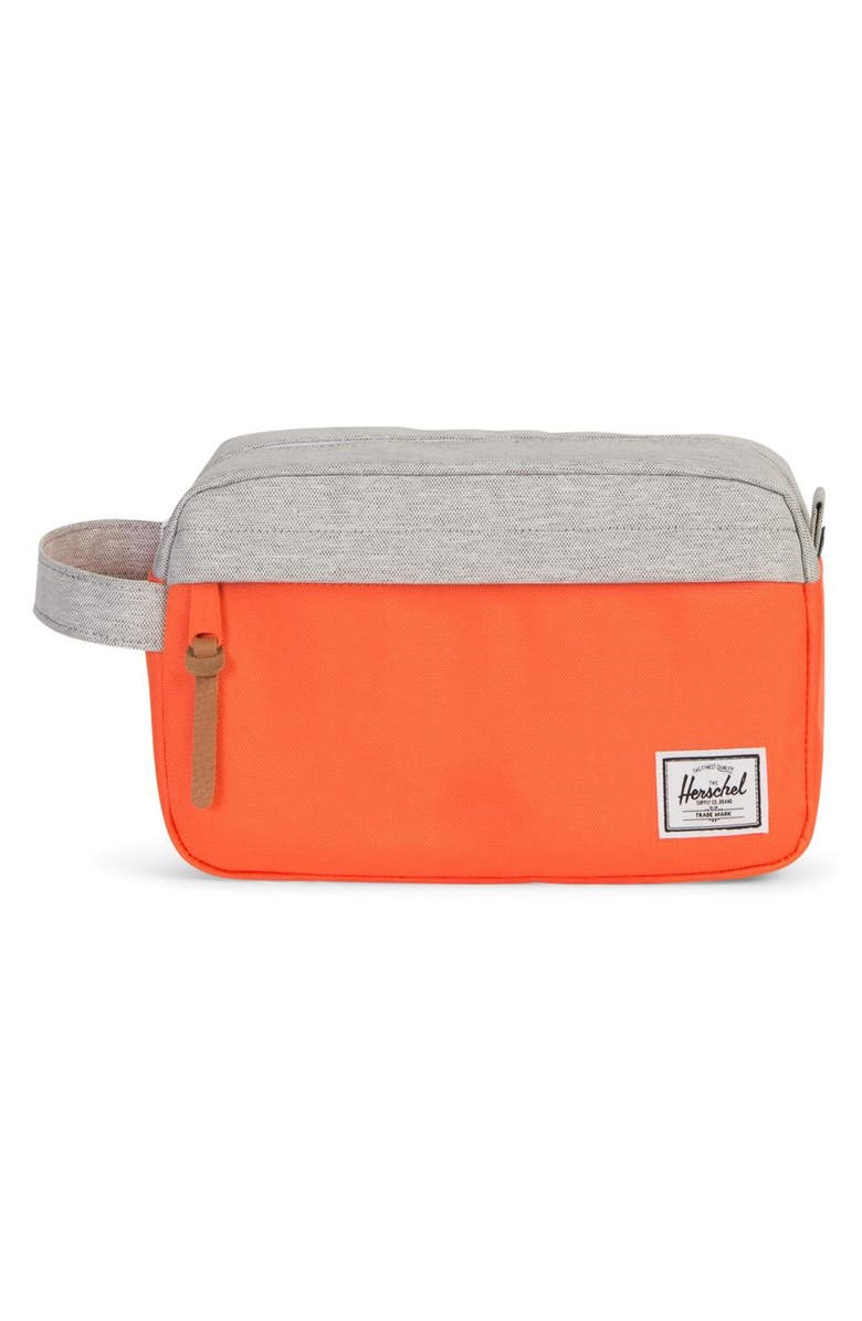 HERSCHEL SUPPLY CO. Chapter Travel Kit, Main, color, 020