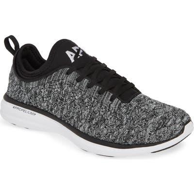 Apl Techloom Phantom Running Shoe - Black