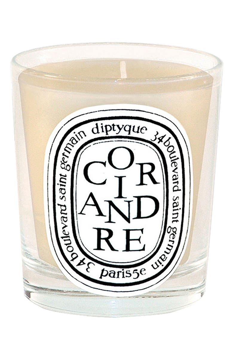 DIPTYQUE Coriandre/Coriander Scented Candle, Main, color, NO COLOR