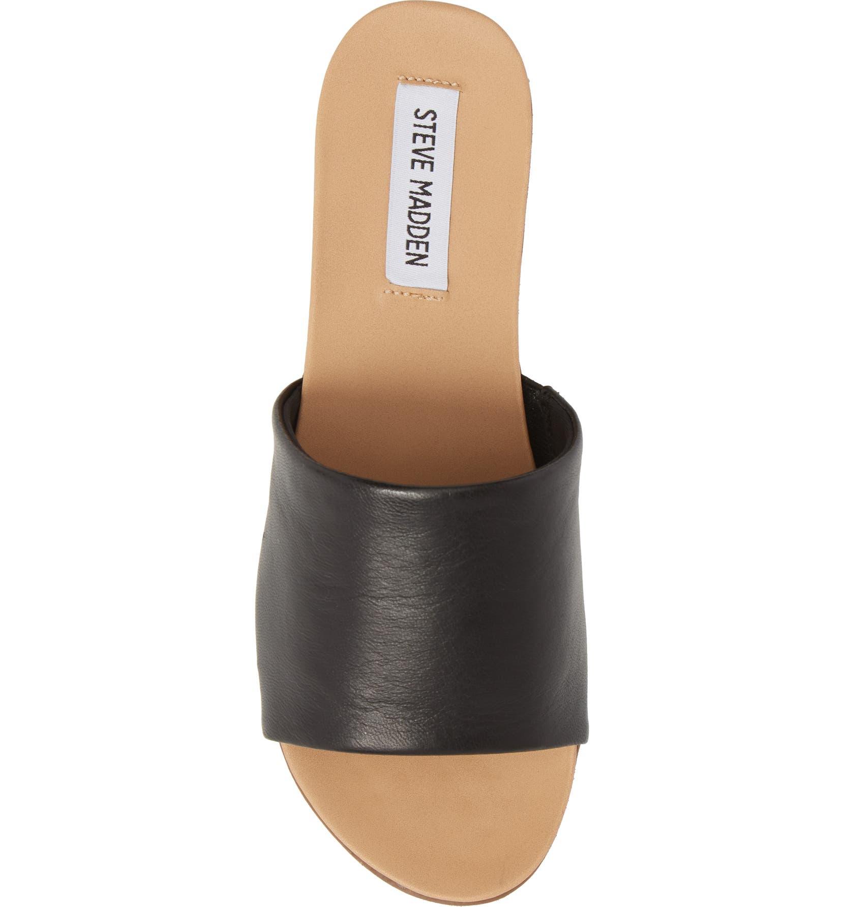 f08f8e2332 Steve Madden Genca Slide Sandal (Women) | Nordstrom