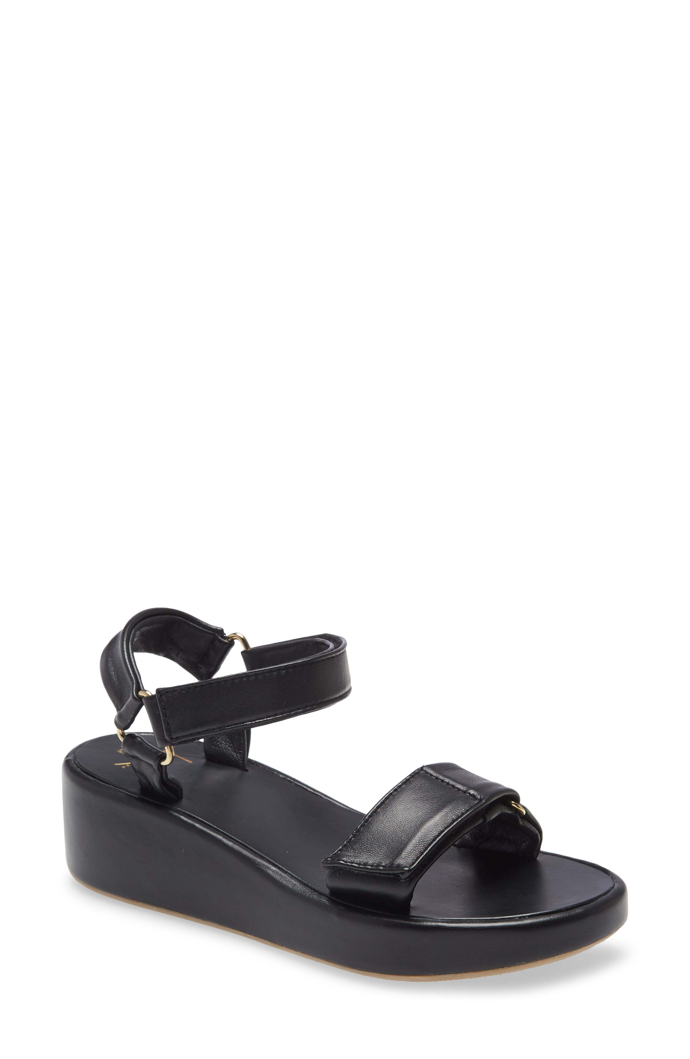 Roo Wedge Sandal