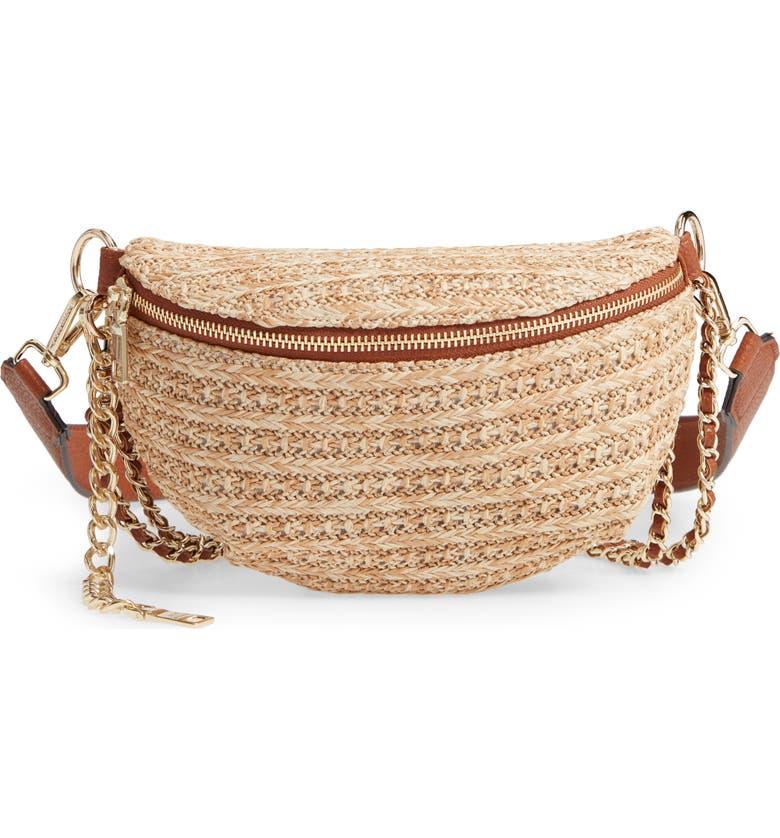 371b7363e92e1 Becca Raffia Belt Bag