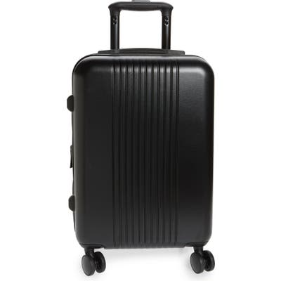 Nordstrom Spinner Carry-On Luggage - Black