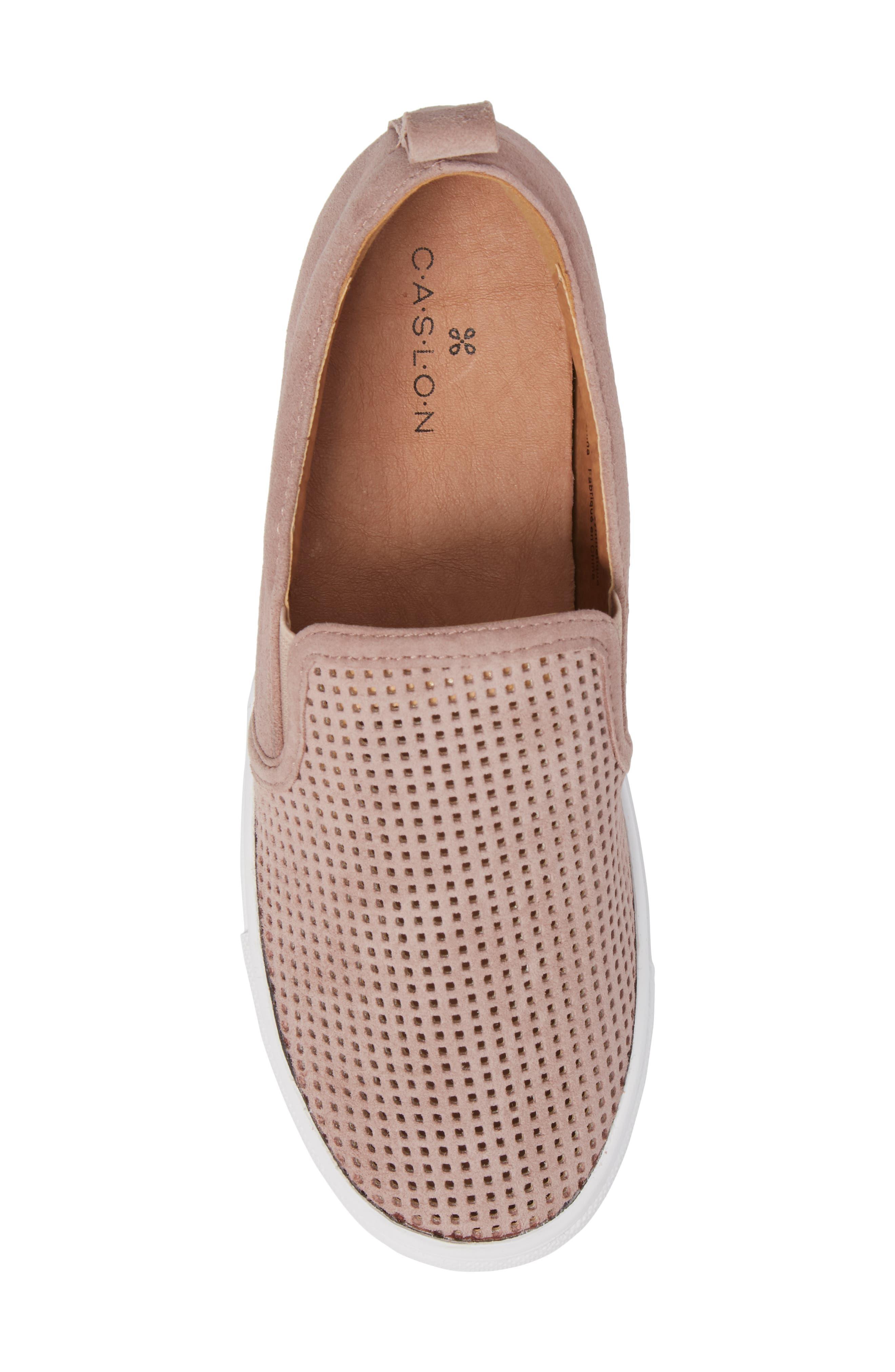 ,                             Eden Perforated Slip-On Sneaker,                             Alternate thumbnail 23, color,                             651