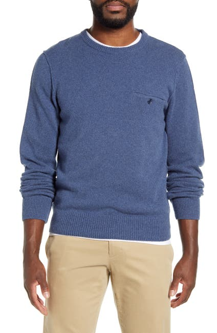 Image of FRAME Cashmere Blend Sweater