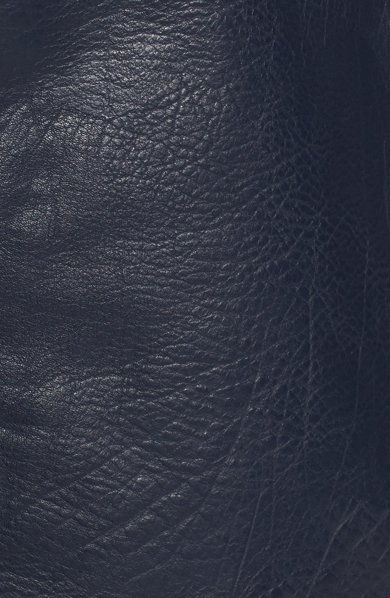 ,                             Faux Leather Moto Jacket,                             Alternate thumbnail 12, color,                             410