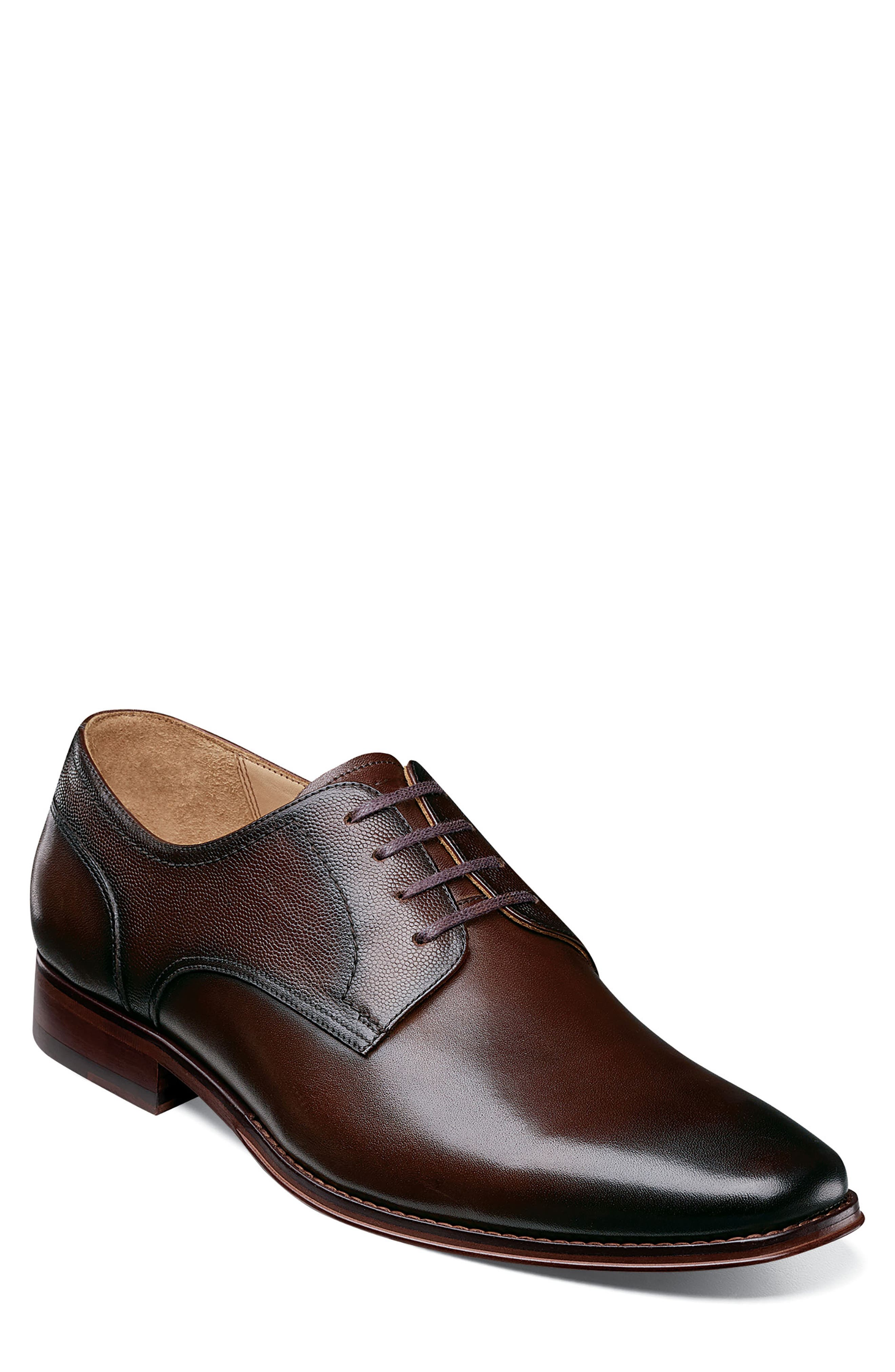 Imperial Palermo Plain Toe Derby