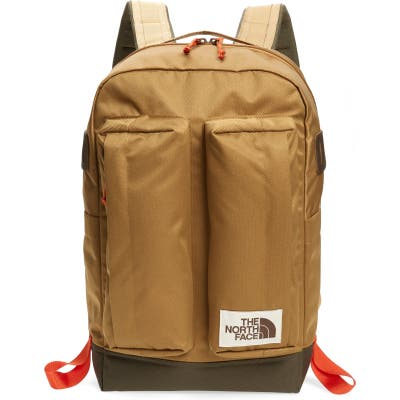 The North Face Crevasse Backpack - Beige