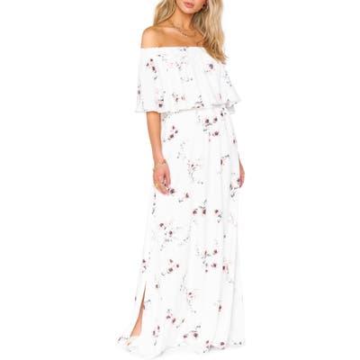 Show Me Your Mumu Hacienda Convertible Gown,