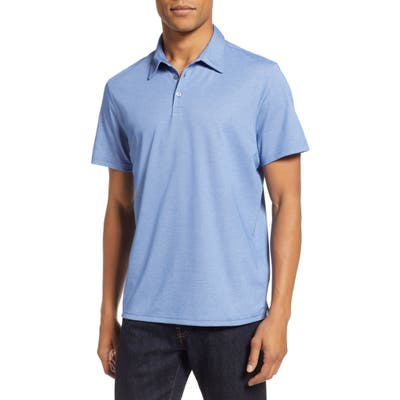 Zachary Prell Caldwell Pique Regular Fit Polo