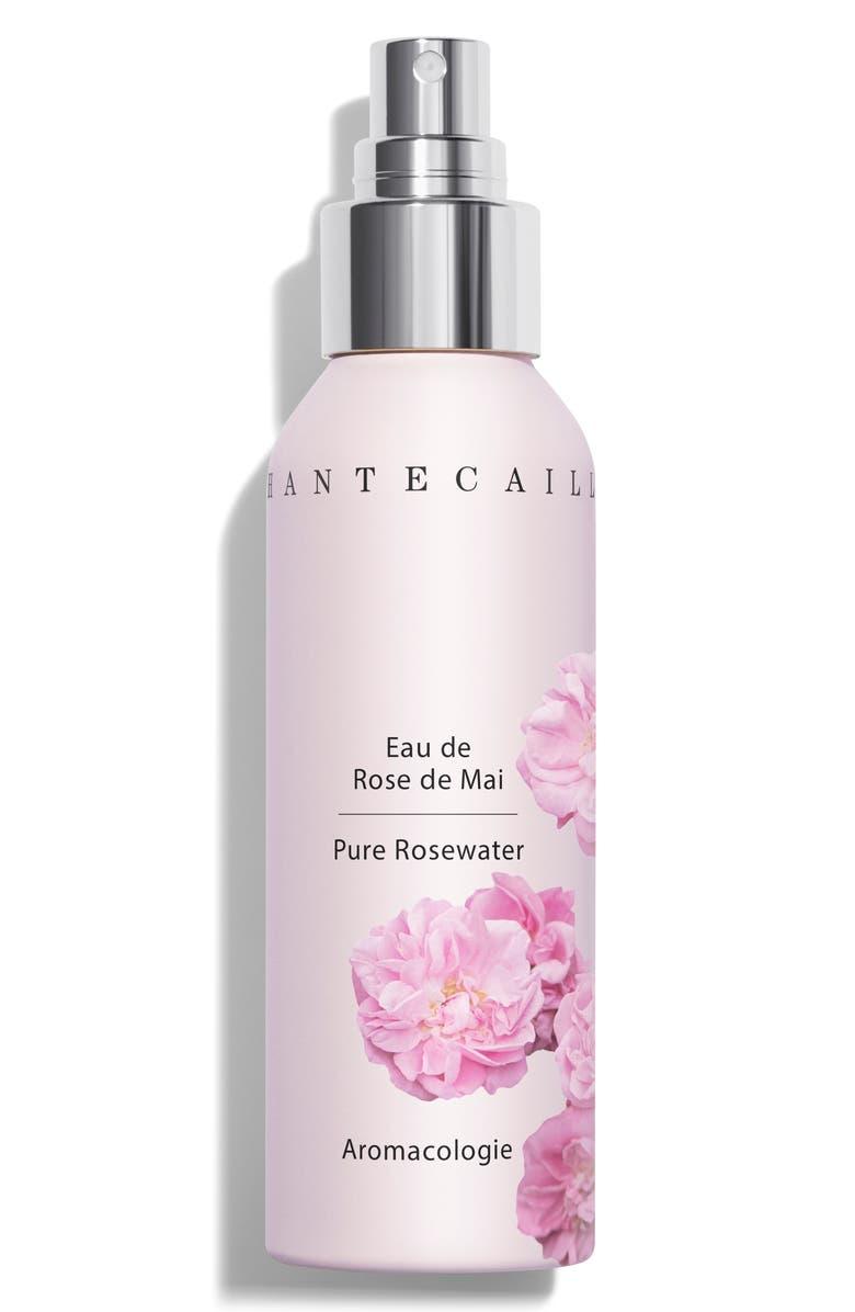 CHANTECAILLE Pure Rosewater Facial Spray, Main, color, 000