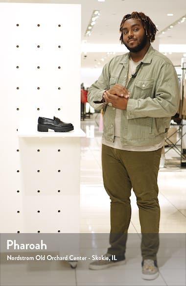Crew Platform Loafer, sales video thumbnail