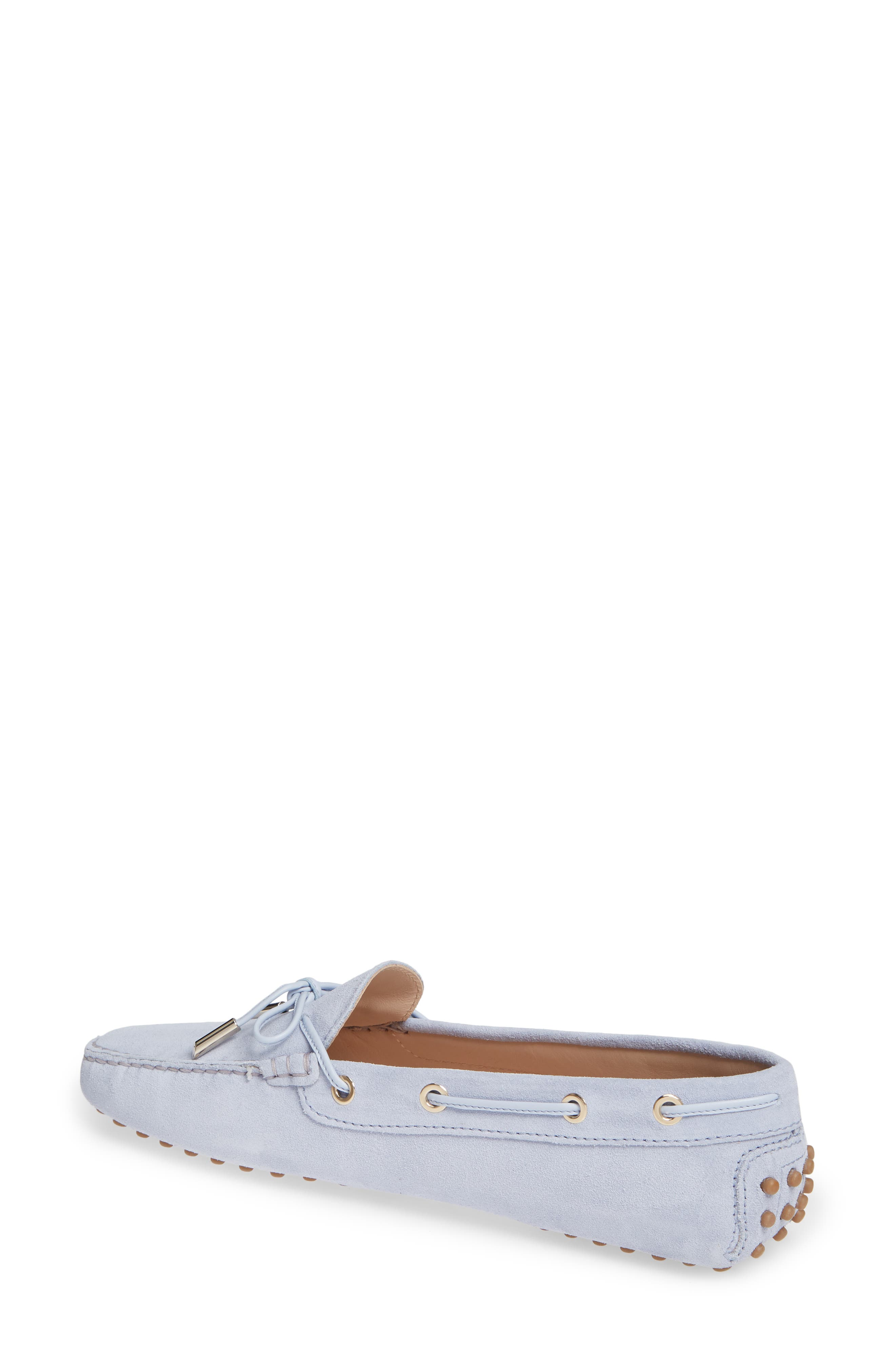 ,                             Gommini Driving Moccasin,                             Alternate thumbnail 2, color,                             LILAC