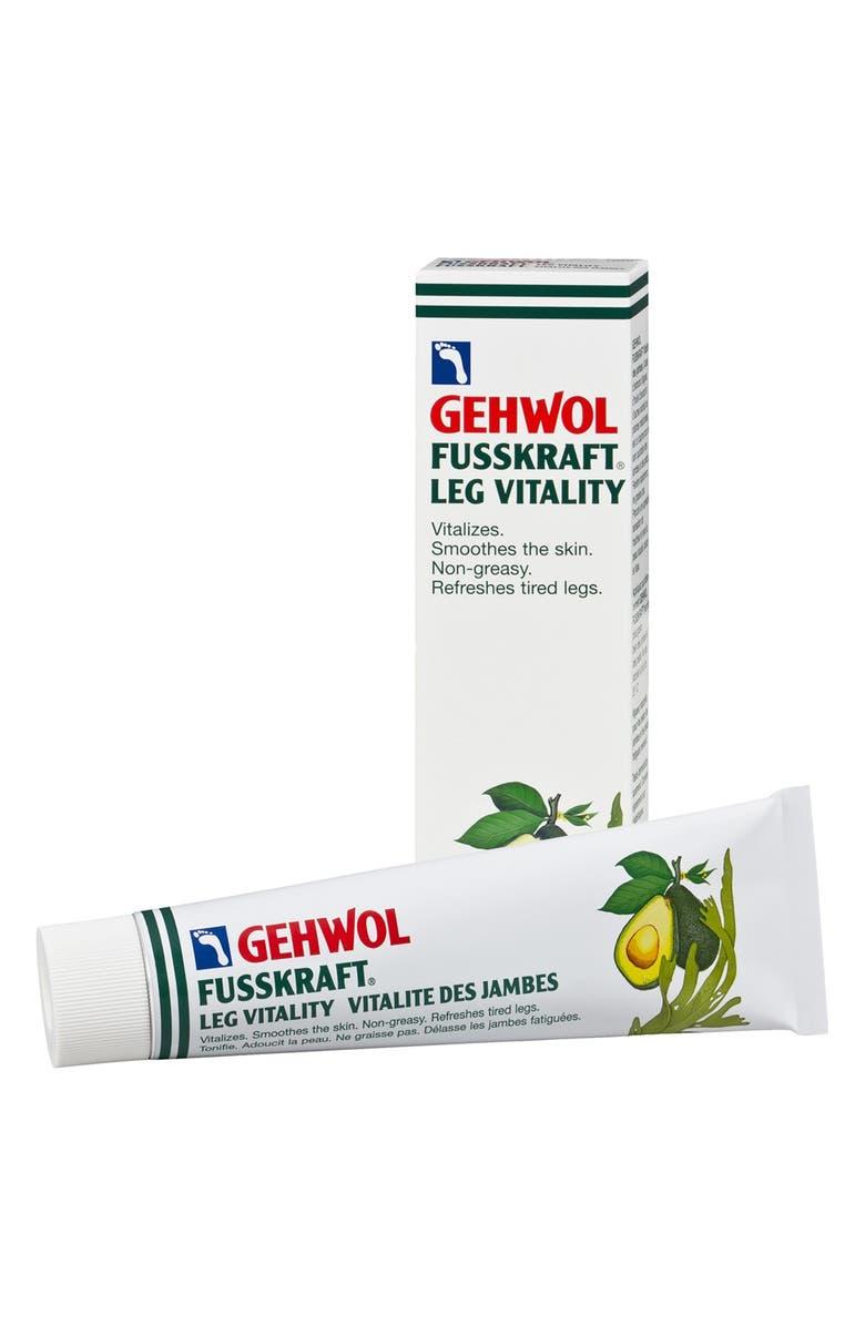 GEHWOL<SUP>®</SUP> FUSSKRAFT<sup>®</sup> Leg Vitality Balm, Main, color, 000