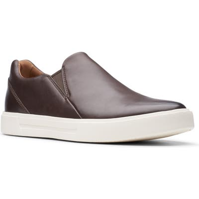 Clarks Un Costa Step Slip-On, Brown