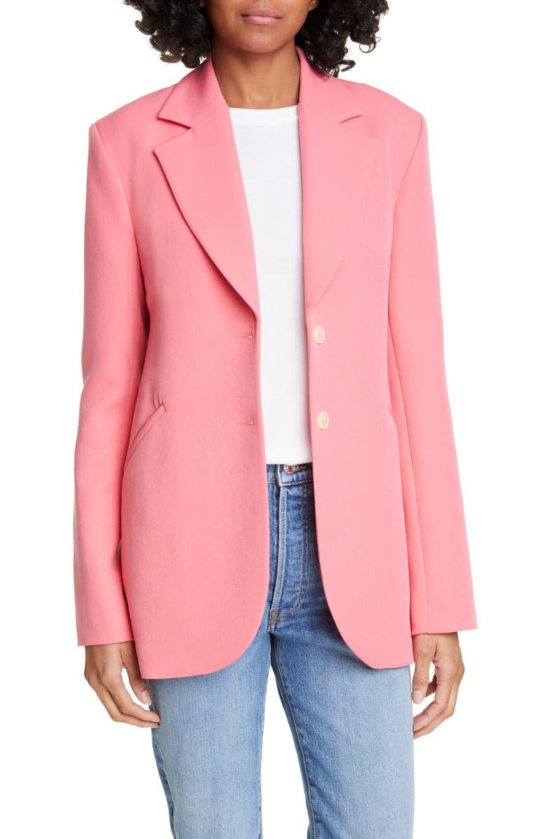 STINE GOYA Florence Blazer, Main, color, ROSE