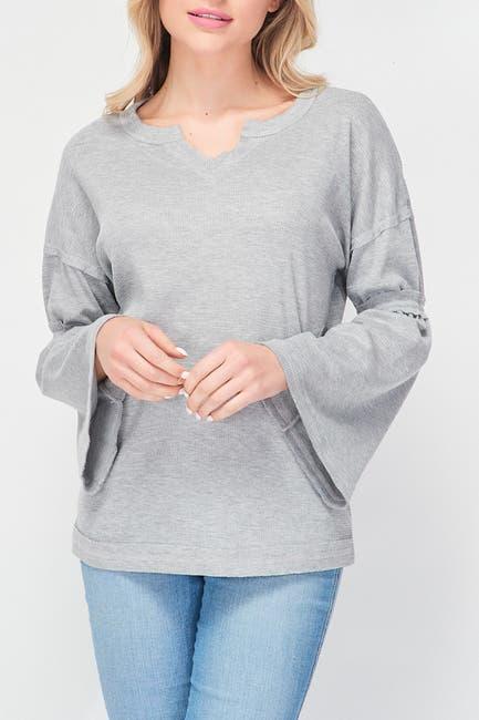Image of Baea Flare Sleeve T-Shirt