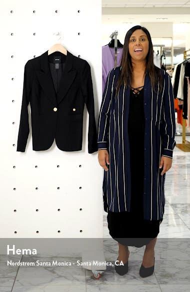 Classic Duchess Blazer, sales video thumbnail