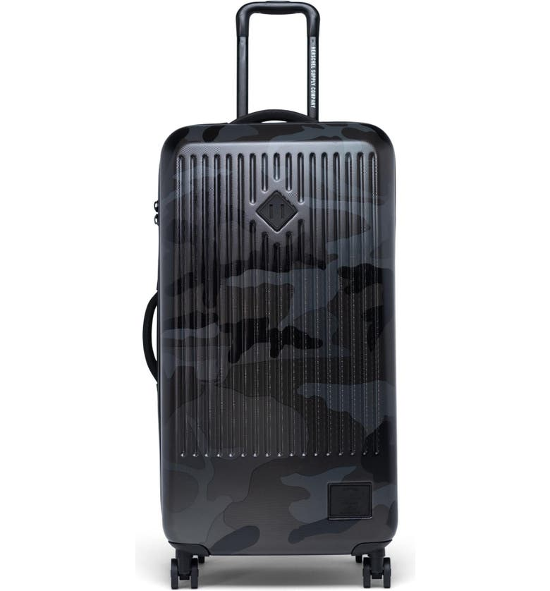 HERSCHEL SUPPLY CO. Trade 34-Inch Large Wheeled Packing Case, Main, color, NIGHT CAMO