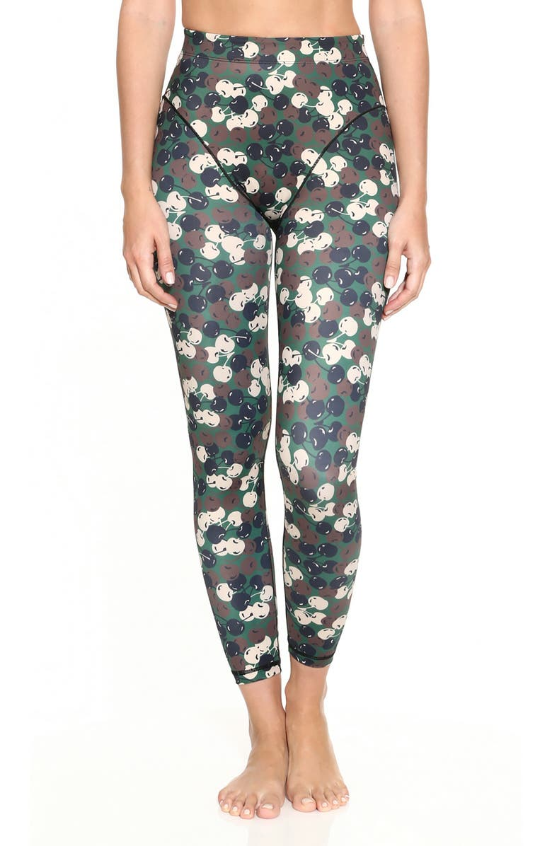 ADAM SELMAN SPORT French Cut Leggings, Main, color, 300