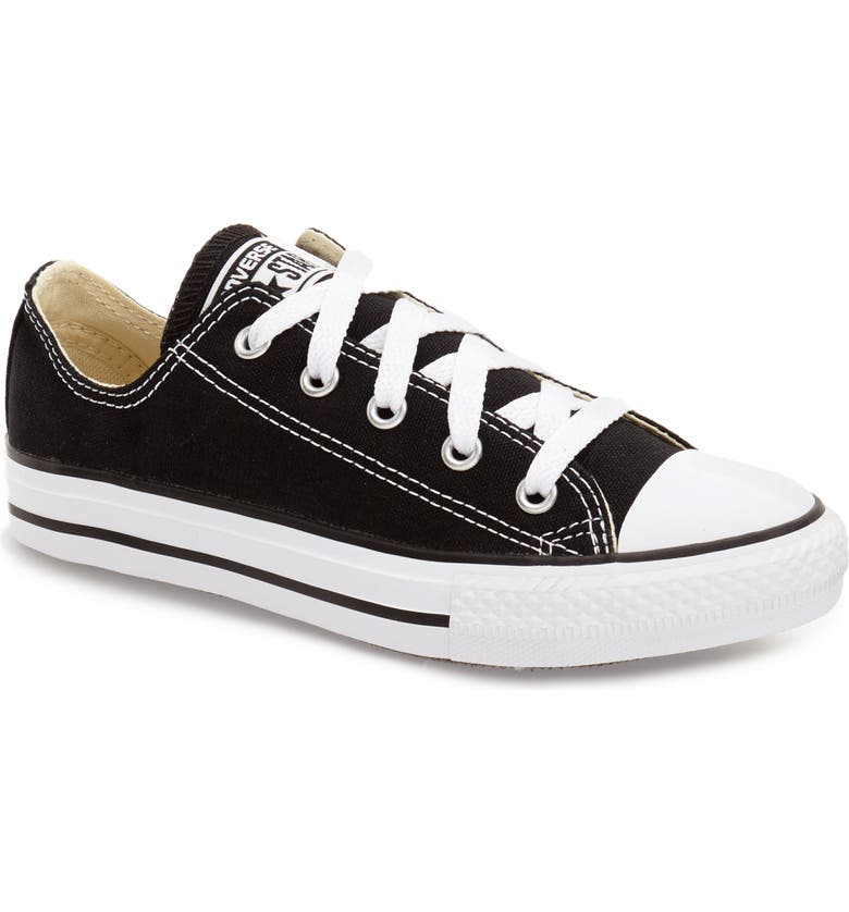 CONVERSE Chuck Taylor<sup>®</sup> Sneaker, Main, color, BLACK
