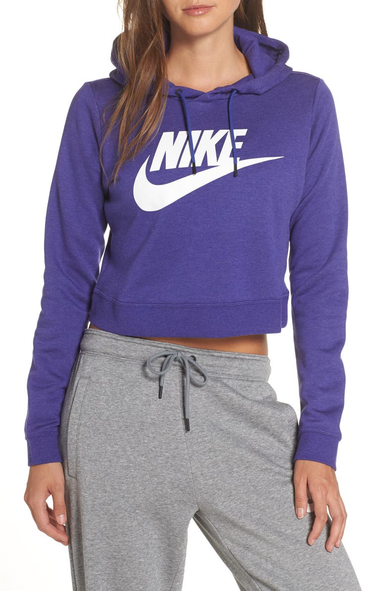Nike Sportswear Rally Women's Crop Hoodie | Nordstrom