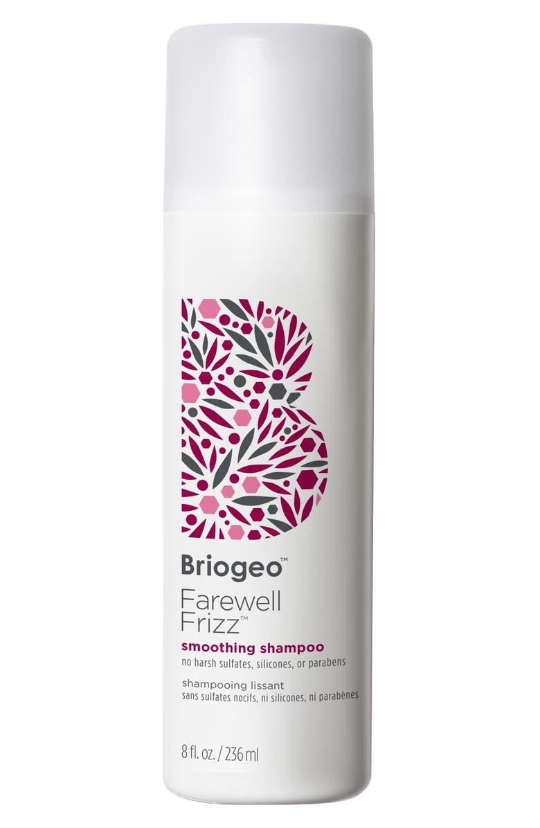 BRIOGEO Farewell Frizz Smoothing Shampoo, Main, color, NO COLOR