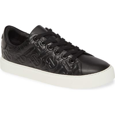 Burberry Albridge Monogram Sneaker - Black