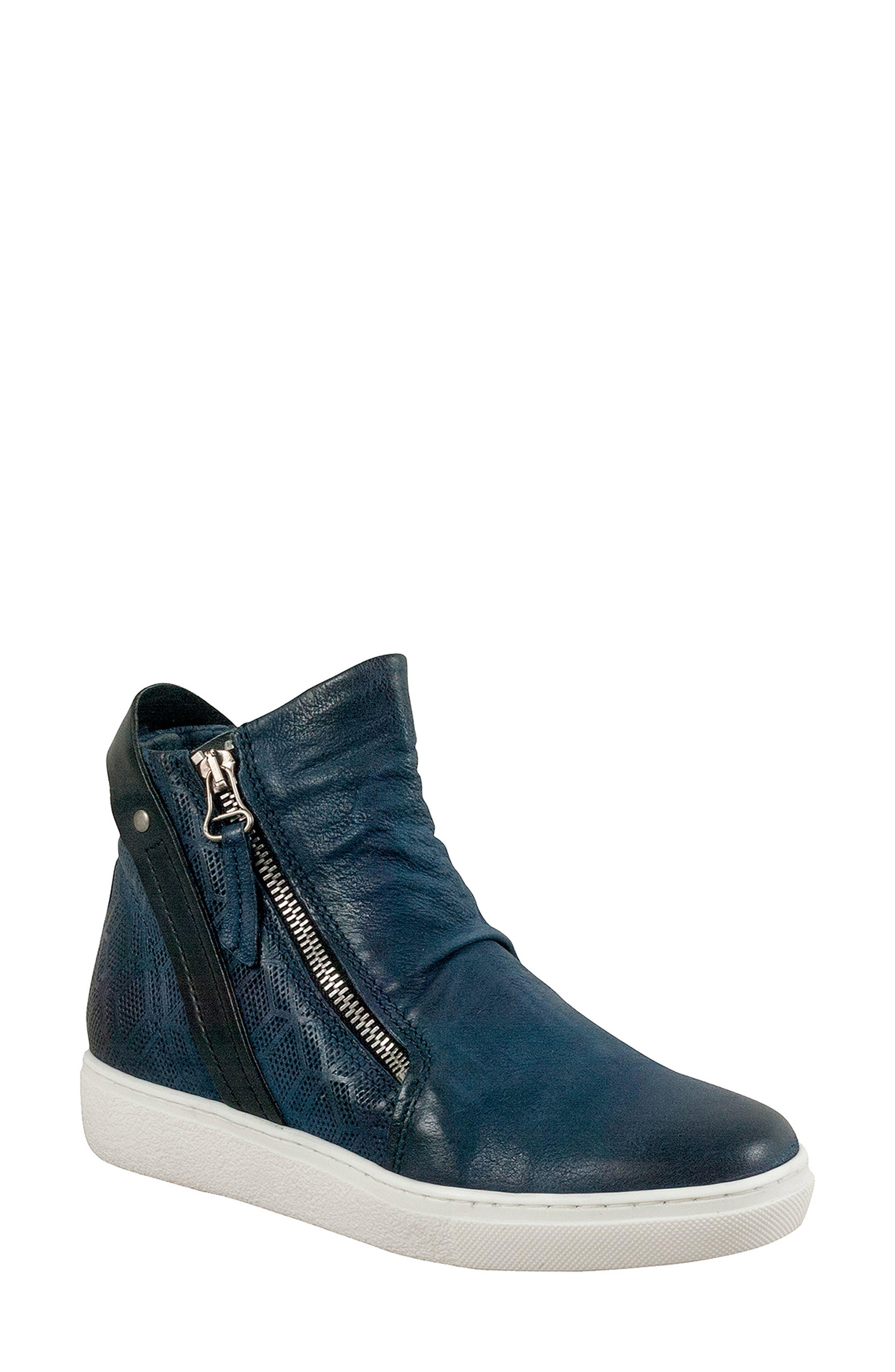 Miz Mooz Lulu High Top Sneaker