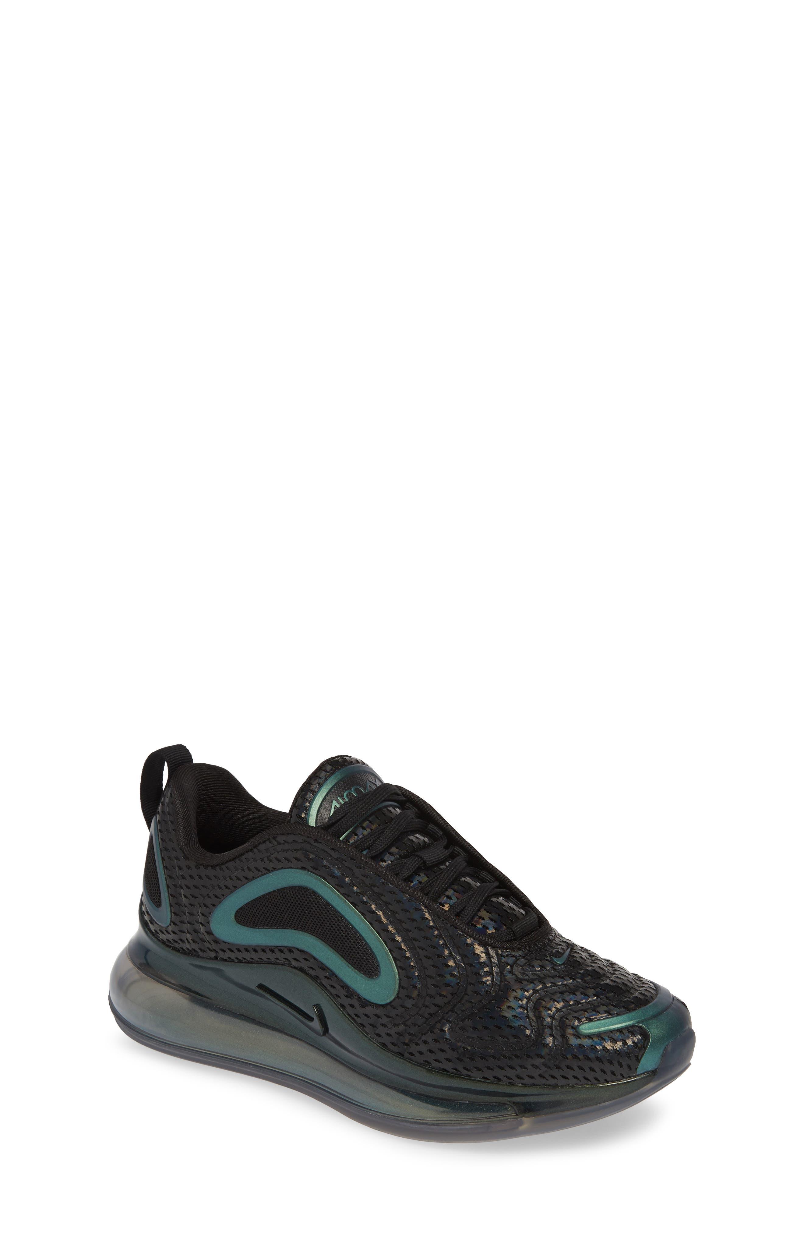 Air Max 720 Sneaker, Main, color, BLACK/ FUCHSIA-ANTHRACITE