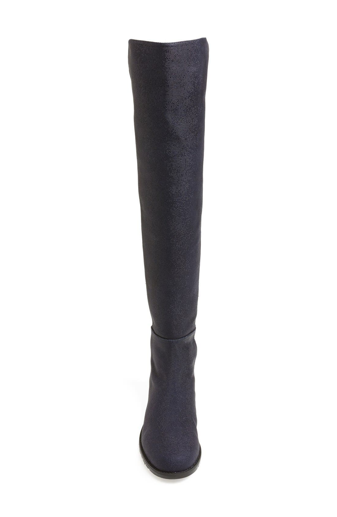 ,                             5050 Over the Knee Leather Boot,                             Alternate thumbnail 51, color,                             401