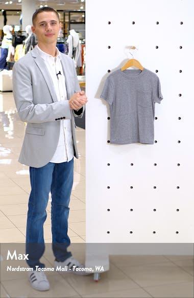 Essential Pocket T-Shirt, sales video thumbnail