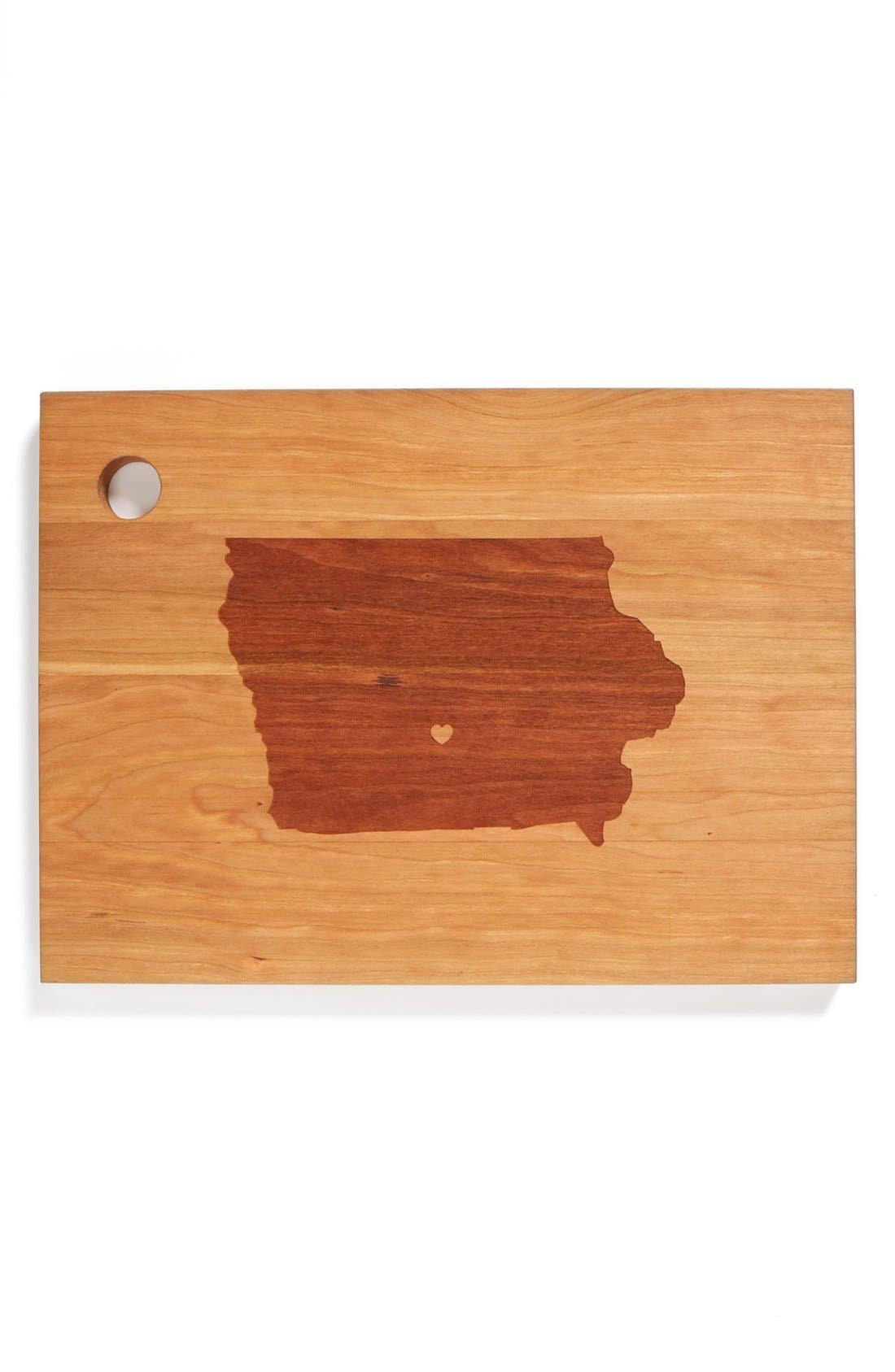 ,                             'State Silhouette' Cutting Board,                             Main thumbnail 17, color,                             214