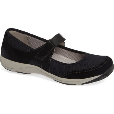 Dansko Hennie Flat - Black