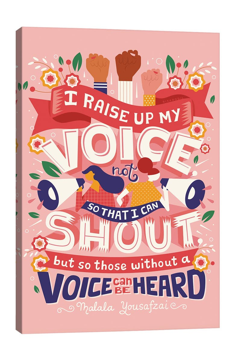 Raise Your Voice by Risa Rodil   Nordstromrack